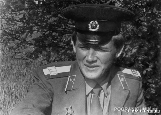 Мургабская МГ Дериглазов В.