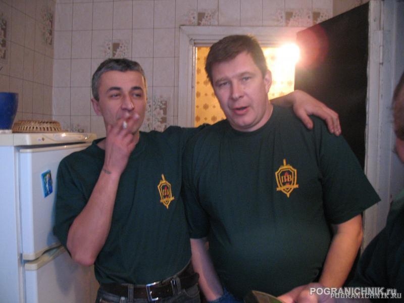Рота Связи 102 ПО 86-88. 20 лет спустя. Село Кишлеево, Влади