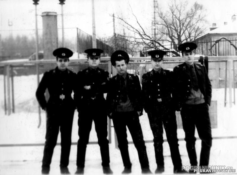 "3 Марта 1985. ОКПП ""Ленинград"""