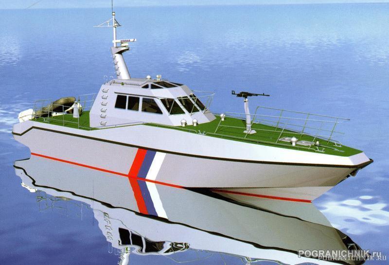 Патрульный катер проекта А-125П
