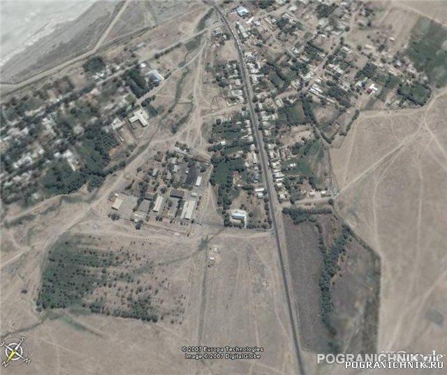 Поселок Хоргос