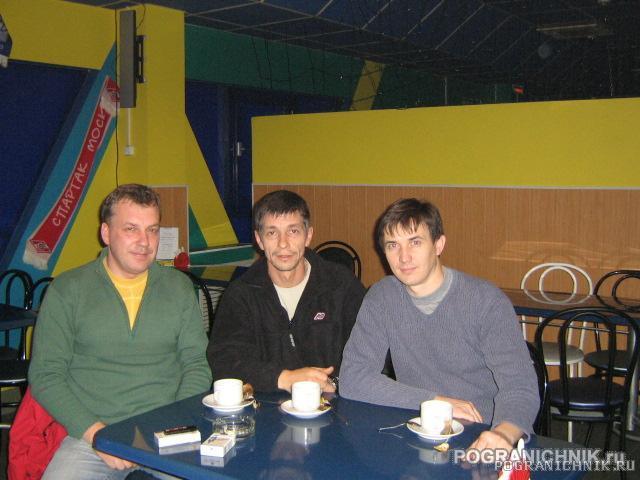 Встреча в Нижнем зимой 2006