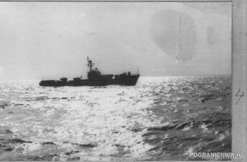 1973 г. Морской Охотник