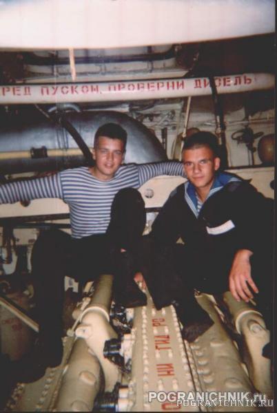 Андрюха Никитин рул ПСКР-708 и я в КМО