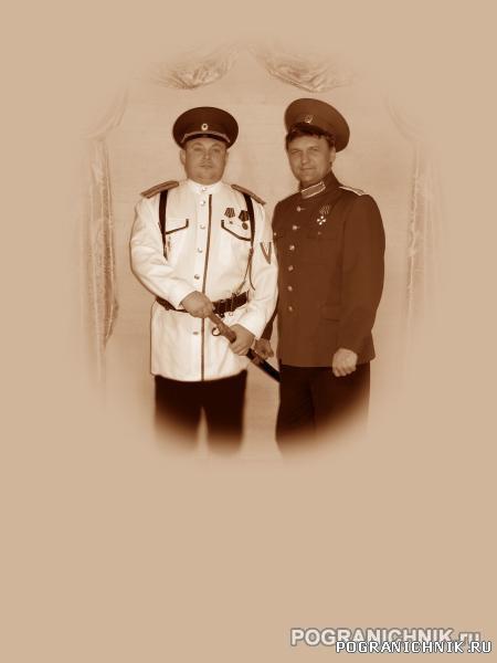 Георгiевскiя кавалеры