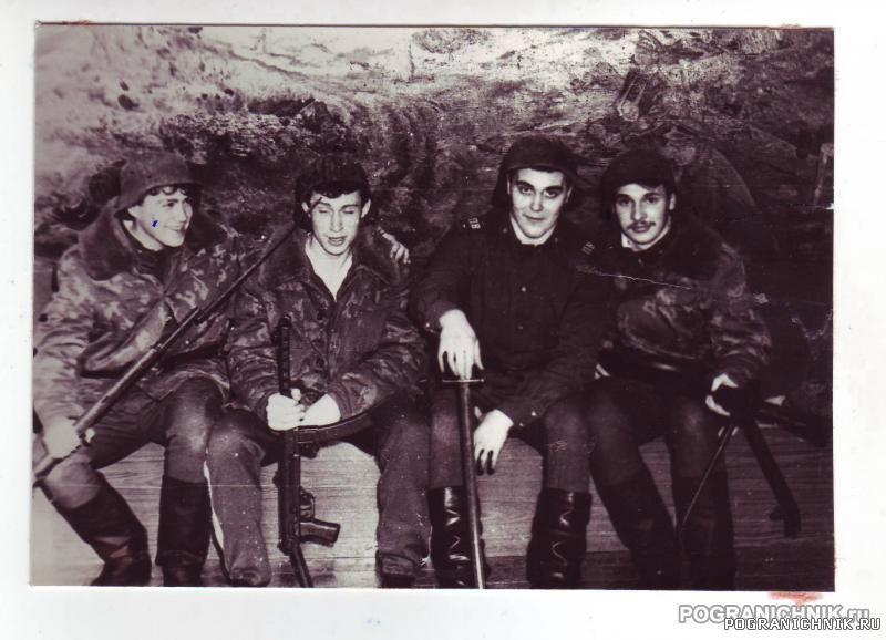 23 ПО.Клайпеда 1990-91 Я Музей отряда