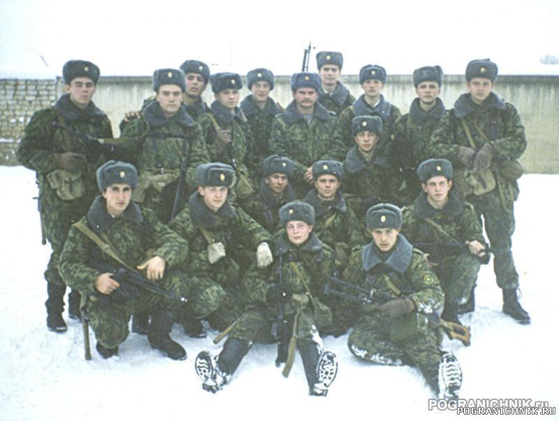 510 застава после марш-броска с Жарков