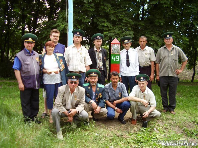 """Ветераны """"каратона"""", Октемберянского отряда, КЗакП"""