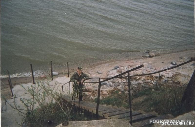 Урез залива Пгз  Западная(Момоново)