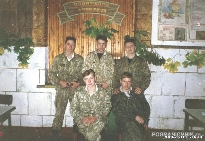 Бакланы Пгз Западная(Момоново) 96 год