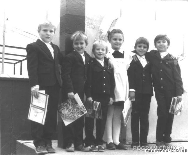Детство в КЗакПО. Октемберянский ПОГО. 1990(91)г.