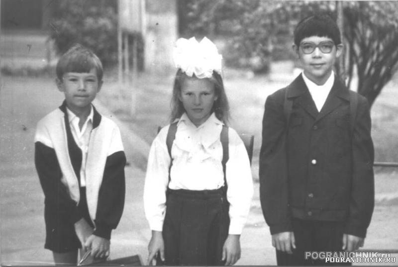 Детство в КЗакПО. Октемберянский ПОГО. 1990г.