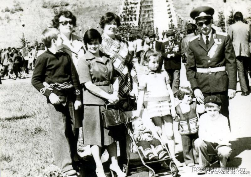 Детство КЗакПО.Ленинакан 1978-1981