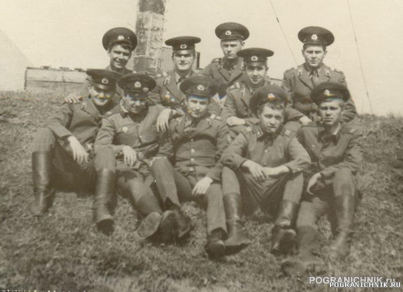 В отряде (осень 1983)