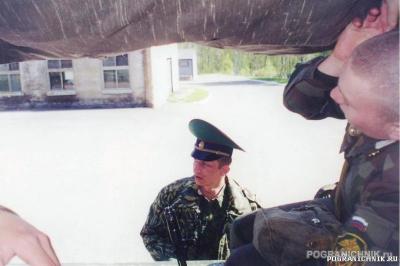 майор Аксёнов