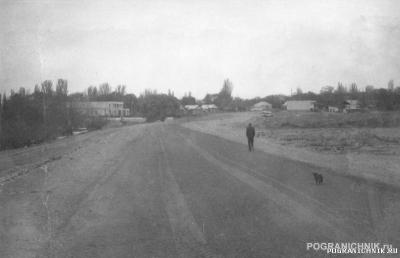 Поселок Хоргос 1989г.