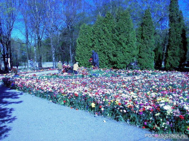 9 мая 2007.Таллин