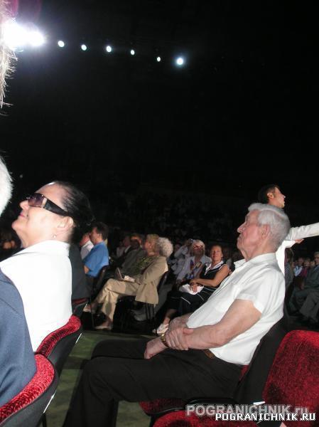 Концерт к Дню пограничника-2007
