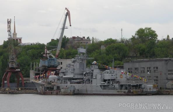 г.Николаев 9 мая 2007 года. Завод им. 61 Коммунара. ПСКР &qu