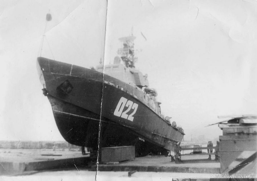 В/ч 2263, Корсаков