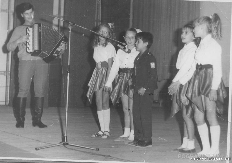 Юные певцы