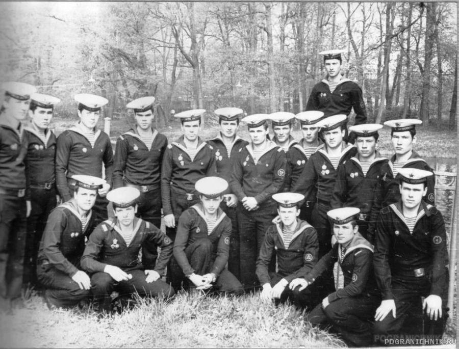 Первый экипаж 706;Ленинград,82г