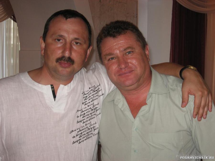 курсантНовохацкий, взводныйСмоляр через 17 лет