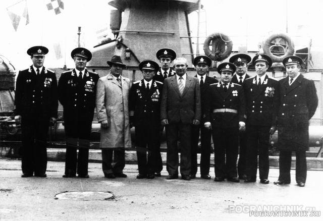 Офицеры Новороссийского дивизиона