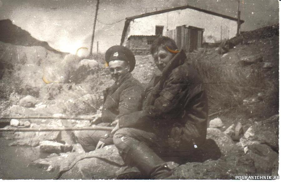 Ошский ПОГО, ОРТМ, 1985 г. Чёрный и ???