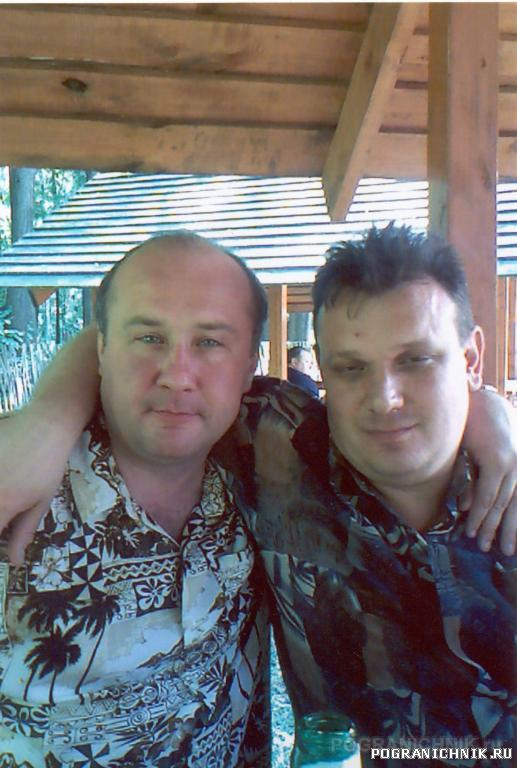28 мая 2007 г. Андрей Комаров и я.