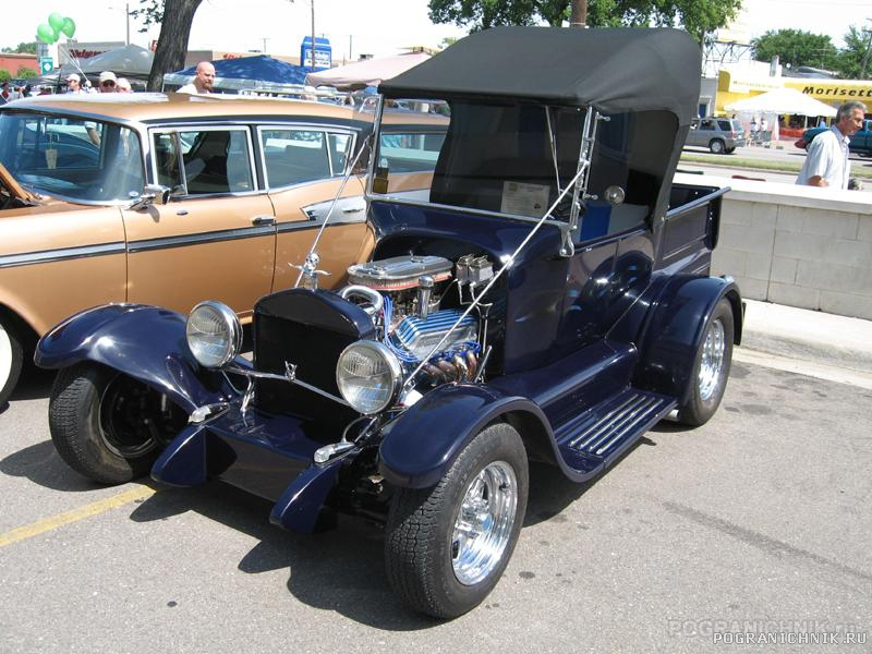 Dream cruise 2007