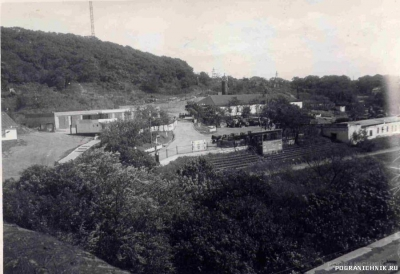 КТПО Автопарк и стадион вч2045