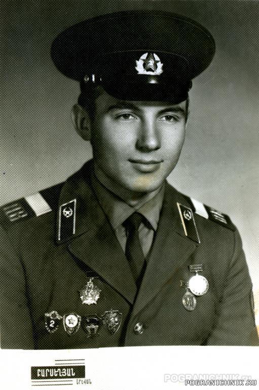 в\ч 9790 Школа ССС 1973-1974гг.