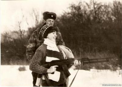 Сергей и Татьяна Матвеевы