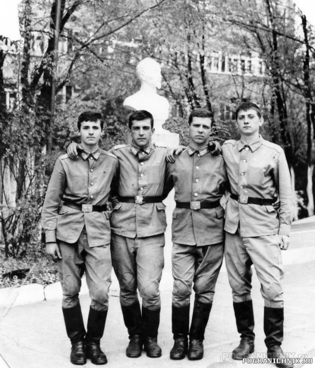 Алма-Ата,ШСС,2р.5вз.осень1988