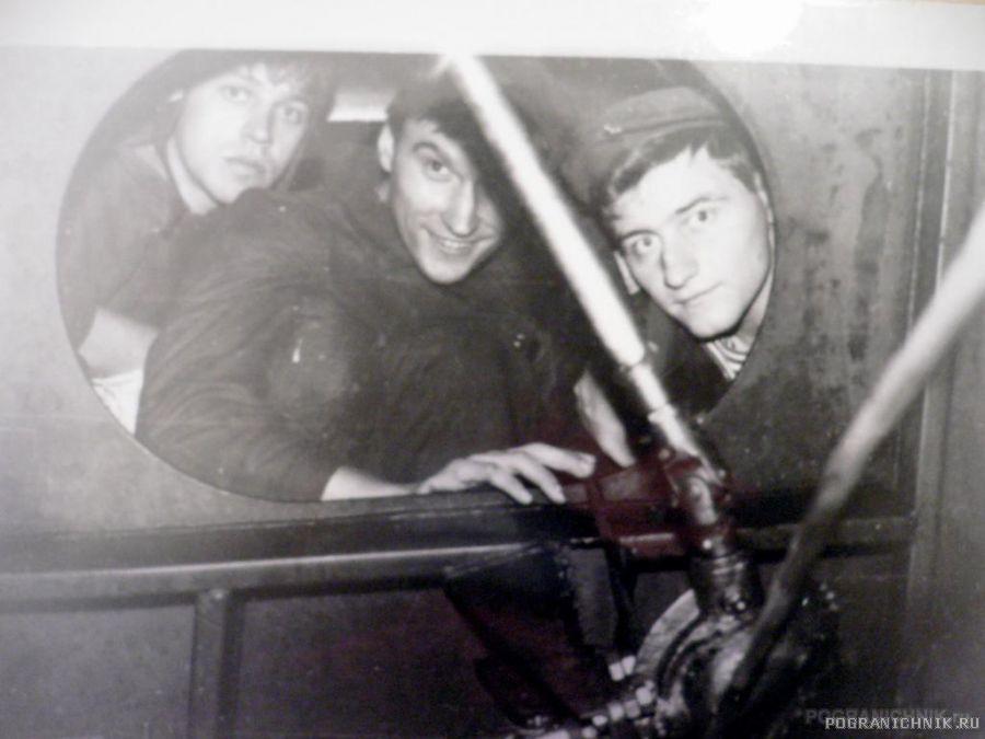 Чистка цистерн КПСКР Дзержинский 1986 год