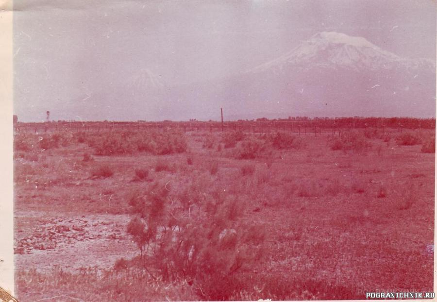 Арташатский ПО 6ПЗ 1986-1987
