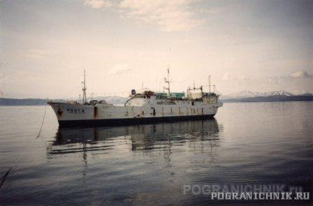 """Задержаное судно""""ЗонгКсин-37"""""""