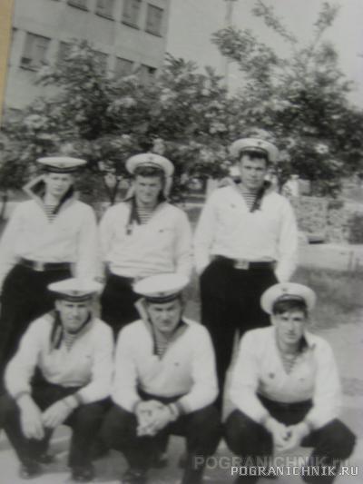 Гвоздев и его команда