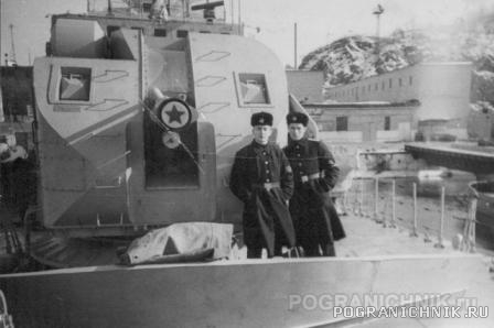 Штурманский электрик ПСКР803 С.Михалков