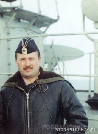 Командир 2 БСКР 1й КДиПСКР