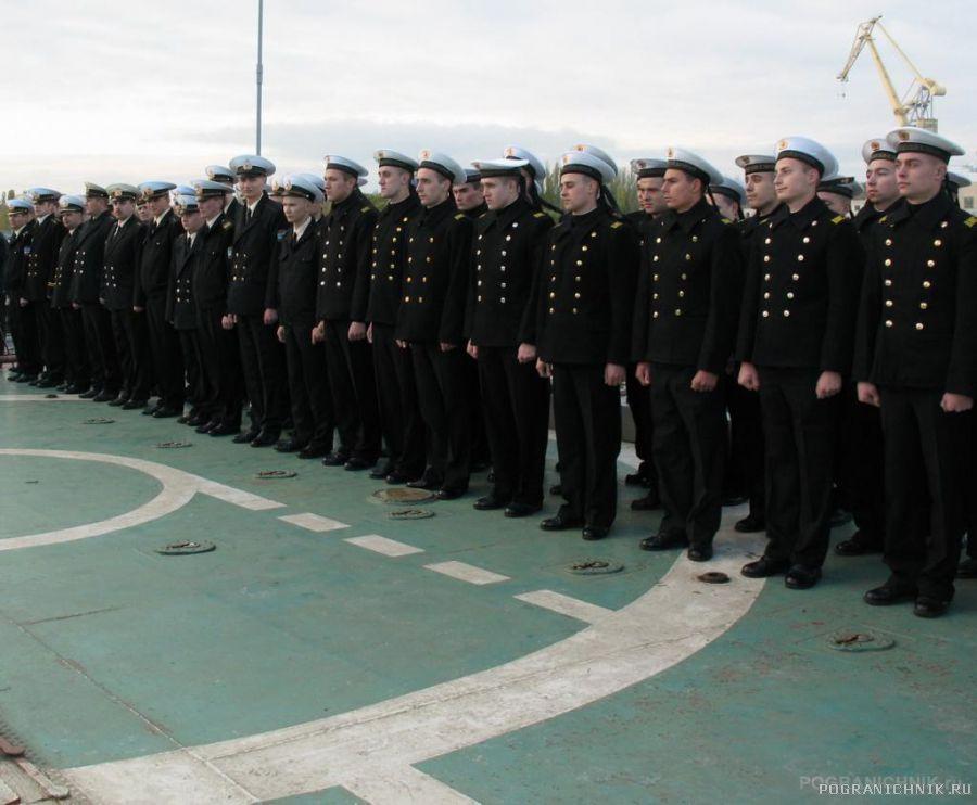 Экипаж Сагайдачного