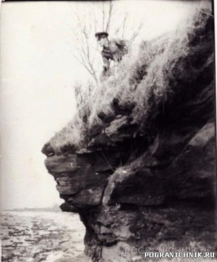 Крылов на Пакри, 1988 г.