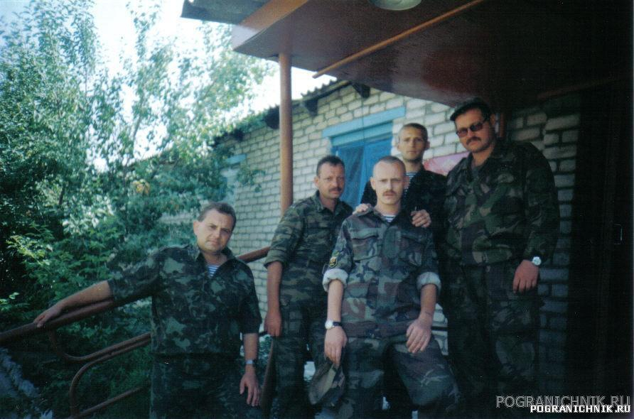 Душанбе, август 2001