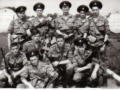 Черновицкий отряд в ХИПВУ