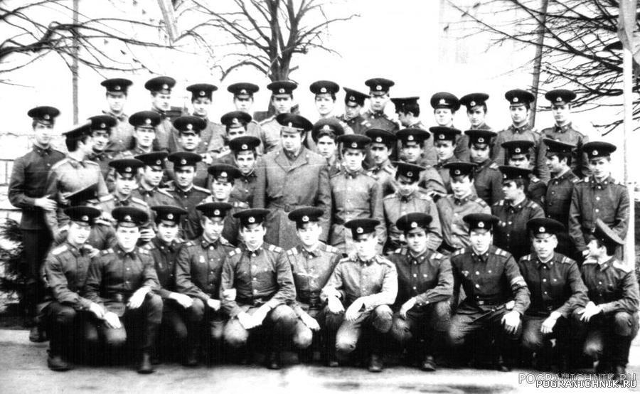 Дембель весна 1982 Багратионовск ШСС