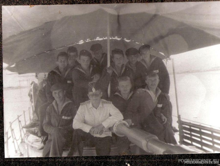Экипаж 035-го.Кэп Бондаренко Н.Н.