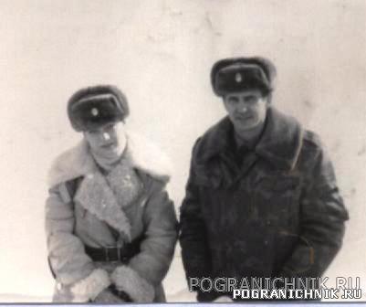 Первые командиры