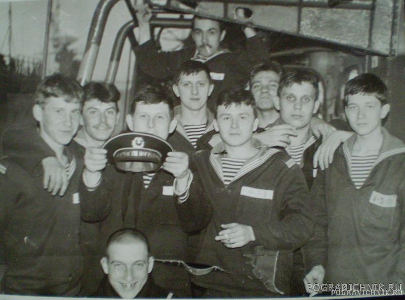 """Призыв весна 1987 г, ПСКР """"Воровский"""""""
