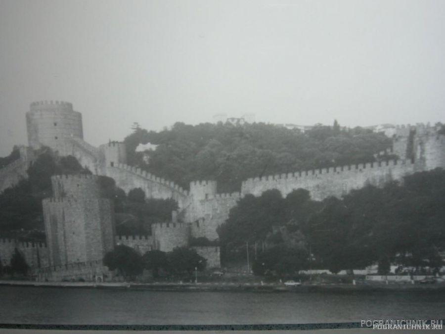 переход ПСКР им. 70-летия Погранвойск лето 1989 года